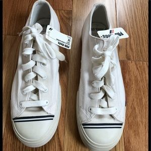 ProKeds Royal Lo PM2151 in Canvas - size 12